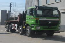 宏昌天马前四后八平板自卸车国五299马力(HCL3313BJV33P6E5)