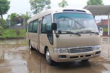 8.1米中国中车纯电动城市客车