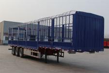 沂蒙12米33.5吨3轴仓栅式运输半挂车(MYT9405CCY)