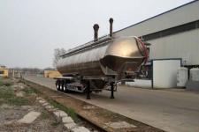 万事达13.5米33.2吨3轴低密度粉粒物料运输半挂车(SDW9408GFL)
