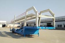 图强13.6米18吨2轴乘用车辆运输半挂车(TQP9250TCC)