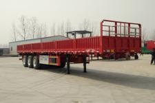 郓腾12米33.5吨3轴栏板半挂车(HJM9400)