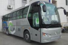 10.5米 25-48座金旅插电式混合动力城市客车(XML6102JHEVD5CN)