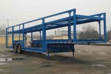 图强13.6米11吨2轴乘用车辆运输半挂车(TQP9200TCC)