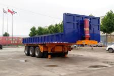 郓腾8米31.6吨3轴自卸半挂车(HJM9400ZH)