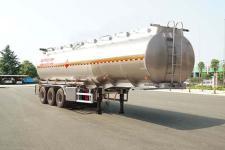 华威驰乐12米33.5吨3轴铝合金运油半挂车(SGZ9401GYYD)