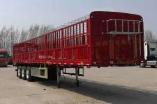 鲁际通牌LSJ9402CCY型仓栅式运输半挂车