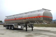 楚胜11.5米33.1吨3轴铝合金运油半挂车(CSC9409GYYLEC)