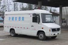 东风天来国五面包式冷藏车