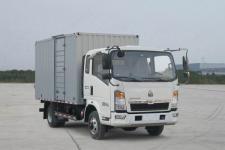 豪沃越野厢式运输车(ZZ2047XXYF3425E144)