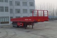 同强12米31.8吨3轴自卸半挂车(LJL9400ZL)