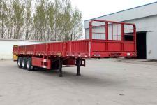 新欣鑫馨12米33.5吨3轴栏板半挂车(LKD9400)