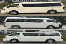 金龙牌XMQ6543DED5型轻型客车图片2