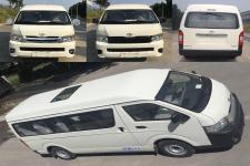金龙牌XMQ6543DED5型轻型客车图片3