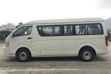 金龙牌XMQ6543DED5型轻型客车图片4
