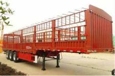 东润13米32.3吨3轴仓栅式运输半挂车(WSH9402CCYD)