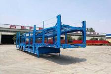 三威13米17.7吨2轴车辆运输半挂车(WQY9251TCL)