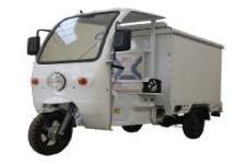 力洋LY3000DZH-5A型电动正三轮摩托车