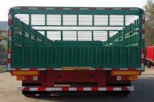 沃顺达牌DR9400CCY型仓栅式运输半挂车图片