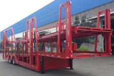中集13.8米11吨2轴车辆运输半挂车(ZJV9212TCLQD)