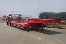 华梁天鸿12.5米27.5吨6轴低平板半挂车(LJN9380TDP)
