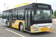 10.6米蜀都插电式混合动力城市客车