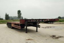中基华烁13米33吨3轴低平板半挂车(XHS9400TDP)