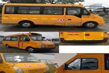 五菱牌GL6554XQ型小學生專用校車圖片4