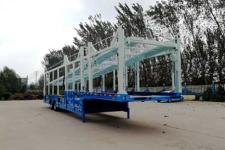 聚运达13米16.8吨2轴乘用车辆运输半挂车(LZY9250TCC)