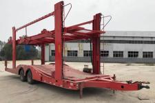 瑞宜达12米8.4吨2轴中置轴车辆运输挂车(LLJ9160TCLZ)