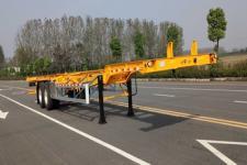 广大鸿远14米31.3吨2轴集装箱运输半挂车(GHY9350TJZ)
