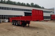 同强10米33.4吨3轴栏板半挂车(LJL9402)