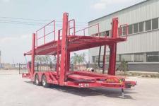 华任10.7米9.5吨2轴中置轴车辆运输挂车(XHT9160TCL)