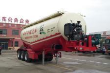 庄宇8.8米32.2吨3轴中密度粉粒物料运输半挂车(ZYC9401GFL)