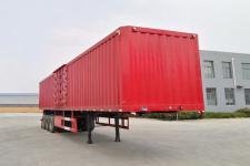 同强12.5米31.5吨3轴厢式运输半挂车(LJL9400XXY)