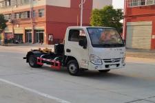 躍進車廂可卸式垃圾車