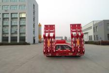 广恩12.5米26.8吨6轴低平板半挂车(YYX9400TDPXZ)