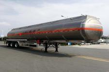 东风牌EQ9400GRYTZ型铝合金易燃液体罐式运输半挂车图片