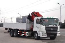 楚飞牌CLQ5250JSQ5HN型随车起重运输车