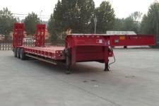 中郓通12.5米26.8吨6轴低平板半挂车(JZJ9400TDPXZ)