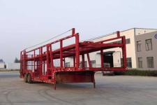 鑫鲁骏13.8米13.8吨2轴车辆运输半挂车(SSY9220TCL)