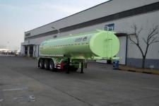 万事达9.6米32吨3轴普通液体运输半挂车(SDW9400GPG)