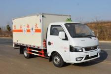 國五東風毒性和感染性物品廂式運輸車價格