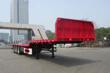 通华13米33.4吨3轴平板半挂车(THT9403TP)