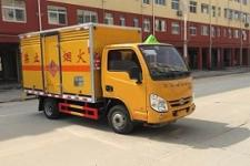 跃进小福星爆破器材运输车厢式直降8000元厂家底价出售