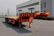 金奉源13米33.6吨3轴低平板半挂车(JFY9400TDP)