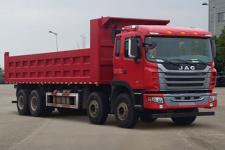 江淮前四后八自卸式垃圾车国五310马力(HFC3311P1K8H35S3V)