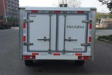 庆铃牌QL5030XLCABCWJ型冷藏车图片