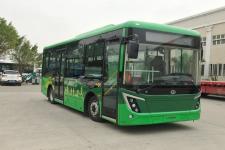 8.2米广客纯电动城市客车