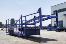 卓运昌13.8米17.1吨2轴乘用车辆运输半挂车(YCC9251TCC)